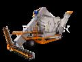 Обява ALFA-MGC  мобилен комплекс за почистване на зърно