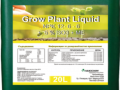 Обява Тор GROW PLANT Liquid NPK 12 : 6 : 6 + 5 % SO3 + ME, 20