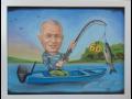 Обява Ръчно рисувани портрети и карикатури по снимка