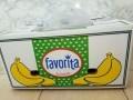 Обява бананови кошони