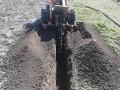 Обява изкопи с каналокопател