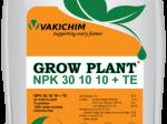 Обява GROW PLANT NPK 30 : 10 : 10 + ТE 20 кг
