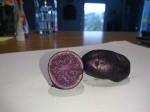 Обява лилави картофи от родопите