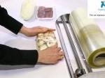 Обява Стойка за опаковане с хранително стреч фолио