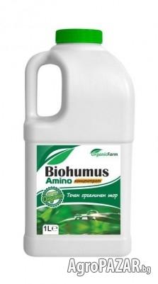 Biohumus amino (концентрат) 1 л