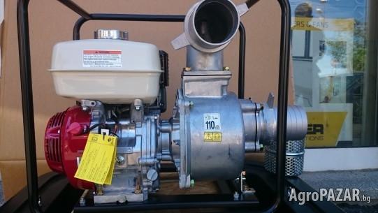 Бензинови и дизелови водни помпи Tsurumi