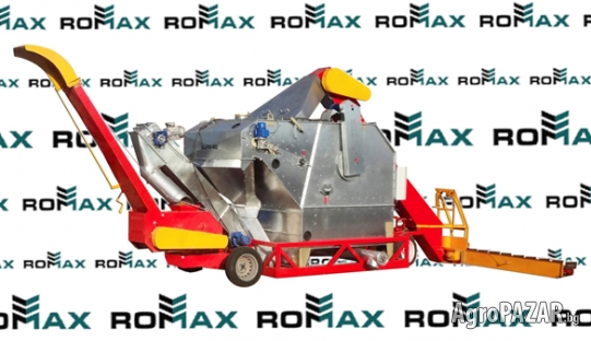 Мобилна почистваща машина ALFA-MGC