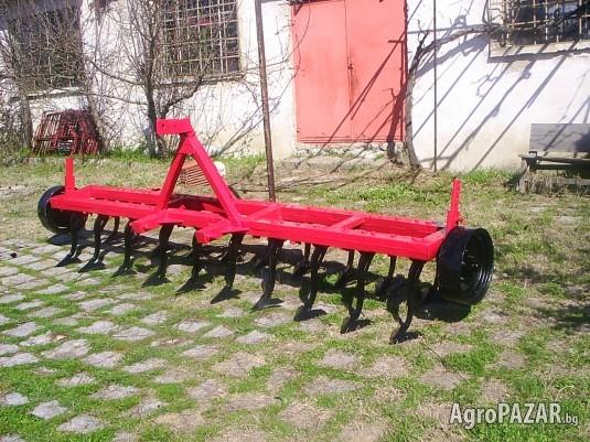 Продава култиватори за трактори от 20 до 120кс.