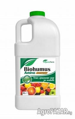 Biohumus amino за Плодове 2 л (концентрат)