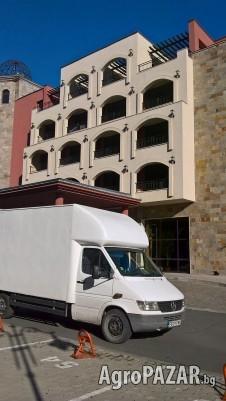Товарни превози Гърция-България