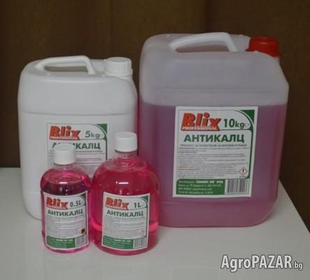 АНТИКАЛЦ-Препарат за премахване на варовик