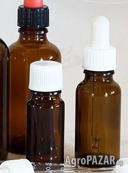 ШИШЕНЦА за проби на масла от етерични култури