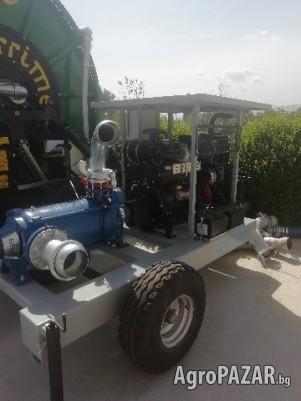 Моторни високонапорни дизелови помпи
